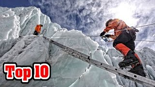 getlinkyoutube.com-Top 10 Amazing Facts About Mt. Everest