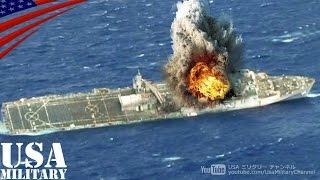 getlinkyoutube.com-対艦ミサイル ハープーン&ナーヴァル・ストライク・ミサイル(NSM)発射 - Harpoon & Naval Strike Missile Live Fire