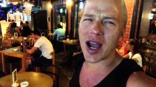 getlinkyoutube.com-Bangkok's Silom Road    Gay Life in Thailand Episode 02