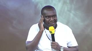 SEKA LIVE 2018 COMEDIAN FROM UGANDA SALVADOR MAKES PEOPLE LAUGHING width=