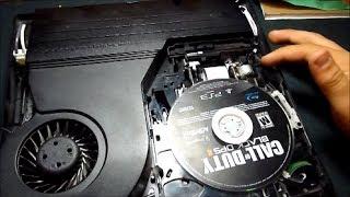 getlinkyoutube.com-How to fix a broken ps3 disc tray