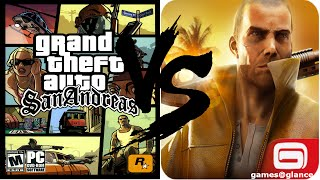 getlinkyoutube.com-GTA San Andreas vs Gangstar Vegas Comparison Review