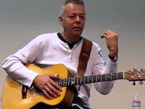 Tommy Emmanuel Harmonics Techniques:  Guitar Workshop Feb 9th, 2013 San Francisco