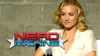 "getlinkyoutube.com-""Chuck"" Conversation with Cast and Crew (Part 1) - Nerd HQ (2012) HD - Yvonne Strahovski"