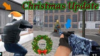 getlinkyoutube.com-Critical Ops Christmas Update (Hats, New AK Model, New Skin)