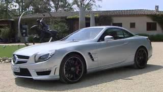 Mercedes SL 63 AMG | Drive it!