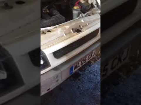 Где находится диск сцепления у Форд Tourneo Connect
