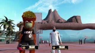 getlinkyoutube.com-FIRST LEGEND 3 On NBA 2K16 - NBA 2K16 Mascot Gameplay