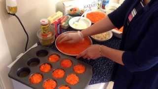 getlinkyoutube.com-طريقة عمل الكنافة بشكلين جديده مطبخ رنا