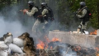 getlinkyoutube.com-Tentara Iraq mengalahkan ISIS dalam perang