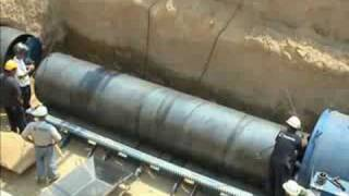 getlinkyoutube.com-American Augers - Auger Boring Machine 72""