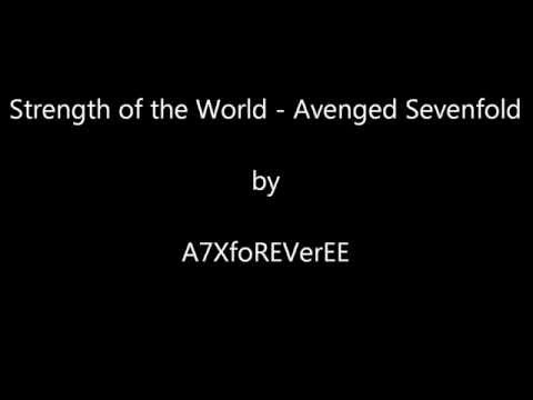 Avenged Sevenfold - Strength of the World lyrics (HD) -u0FioxbBI68