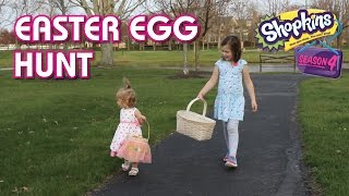 getlinkyoutube.com-SHOPKINS Easter Egg Hunt with Noelle