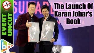 getlinkyoutube.com-Shah Rukh Khan At The Launch Of Karan Johar's Book An Unsuitable Boy | EVENT UNCUT