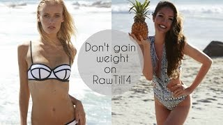getlinkyoutube.com-HOW TO: NOT GAIN WEIGHT ON RT4/HCLF LIFESTYLE - VEGAN TIPS WITH JOLIE JANINE