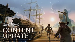 Sea of Thieves - Technical Alpha Update