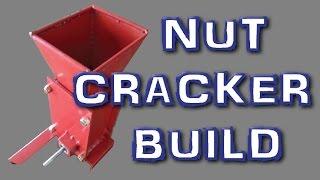 getlinkyoutube.com-DIY Nut Cracker MACHINE walnuts pecans brazil nuts etc