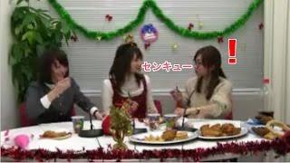 getlinkyoutube.com-いちいち発音がイイ戸松遥ww 花澤香菜 矢作紗友里 【2013part3】