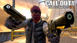 getlinkyoutube.com-Black Ops 2 - COWBOY AKIMBO CHALLENGE! (Funny Gameplay)