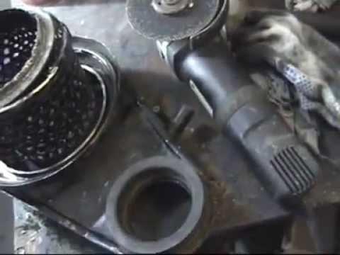 Воздушный фильтр+фильтр картерных газов, или не мешай машине работать.