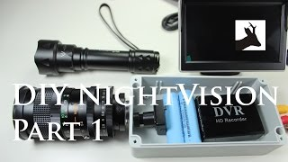 getlinkyoutube.com-DIY Night Vision - part 1 - Main Components