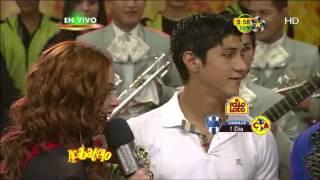 getlinkyoutube.com-Pulido felicita y le demuestra su amor a Gaby