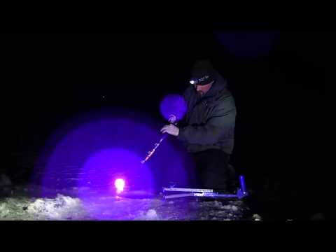 Burbott fishing, glow in the dark Mcfadden ling jigs,JawJackers, Clark Canyon, JawJacker Video