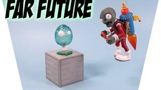 getlinkyoutube.com-Plants vs Zombies JetPack & Infi-nut Fun Dead Toys Jazwares