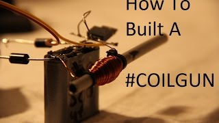 getlinkyoutube.com-Coilgun for Beginners Tutorial #German