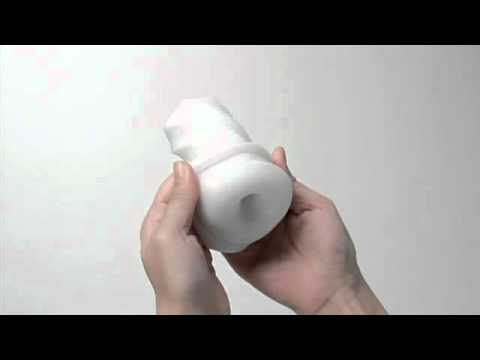 TENGA 3D   Sculpted Ecstasy   YouTube