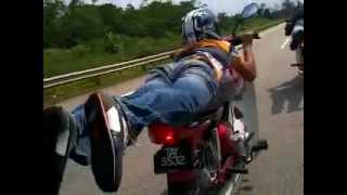 getlinkyoutube.com-Geng Ex5 Highway ride to Gambang ! (2012)
