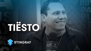Tiësto Interview | Stingray PausePlay