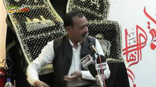 Janab Azadar Azmi | 1st Majlis Khamsa 1438 | Husainia Qayama Khatoon Sajjad Bagh Lucknow