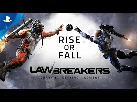 LawBreakers (PS4)   © Limited Run Games 2017    1/1