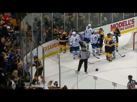 Jay Rosehill vs Milan Lucic Mar 31, 2011