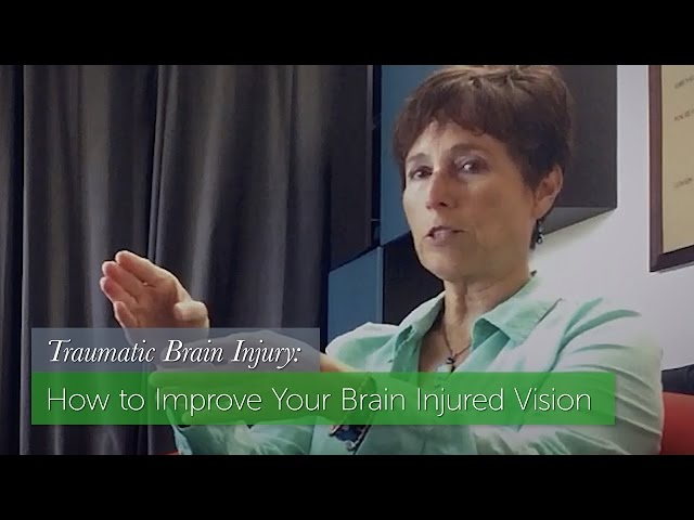 How to Improve Your Brain Injured Vision