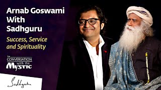 Arnab With Sadhguru - In Conversation with the Mystic, 2017