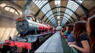 getlinkyoutube.com-Hogwarts Express Complete Experience HD (Diagon Alley To Hogsmeade) - Universal Orlando