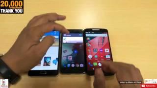 getlinkyoutube.com-[Hindi - हिन्दी] Lenovo Vibe P1/Oneplus X/Moto X Play Comparison Review