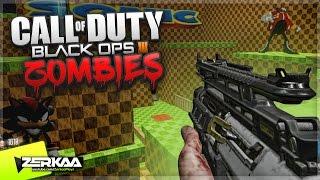 getlinkyoutube.com-SONIC THEMED ZOMBIES MAP! (Black Ops 3 Custom Zombies)
