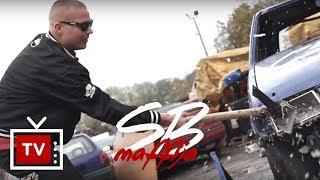 getlinkyoutube.com-02. SB MAFFIJA - JBMNT REMIX [VIDEO] (Solar ✖ Białas ✖ King Tomb ✖ Blejk ✖ Lanek)