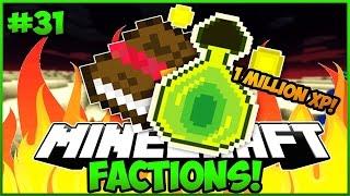"getlinkyoutube.com-Minecraft FACTIONS #31 ""1 MILLION XP BOOK OPENING!"" Cosmic PVP Forgotten Planet | w/MutantMedicus"