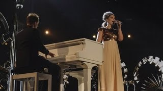 getlinkyoutube.com-Ella Henderson sings Minnie Ripperton's Loving You - Live Week 2 - The X Factor UK 2012