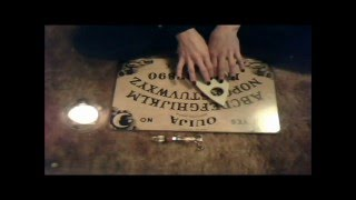 getlinkyoutube.com-OUIJA Session:  *Warning*  Satan, ZoZo and Mama.