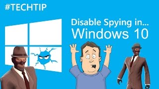 getlinkyoutube.com-Stop Windows 10 Spying - Privacy & Security Matter