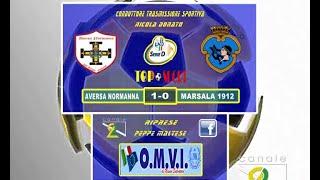 RV  NORMANNA -  MARSALA 1912   1- 0