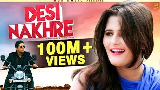 getlinkyoutube.com-New Song # Desi Nakhre || Anjali Raghav & Ramkesh Jiwanpurwala || Mor Music Haryanvi Video Song 2016
