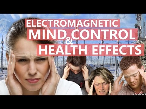 Mass MIND CONTROL & Health Effects of Cell Phone & Wifi Radiation. Electromagnetic Pollution.