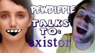 getlinkyoutube.com-SHE'S FLIRTING WITH ME! D: - Existor (Evie) - Part 1