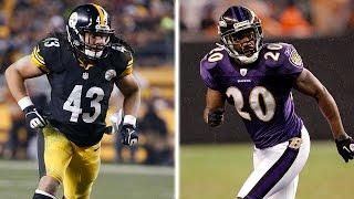 getlinkyoutube.com-Ed Reed and Troy Polamalu Revolutionize the Safety Position | NFL Films